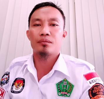 Ketgam : Ketua KPU Konawe Muh Azwar