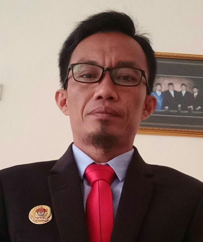 Ketgam : Ketua Komisi Pemilihan Umum (KPU) Kabupaten Konawe Provinsi Sulawesi Tenggara Muh Azwar