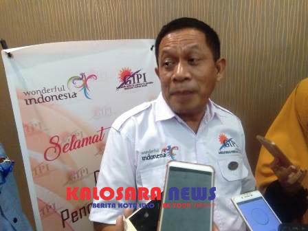 Ketgam : Ir Hugua Ketua DPD GIPI Sultra