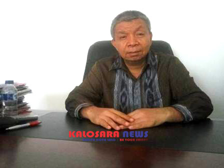 Rektor Unsultra Prof Dr Andi Bahrun
