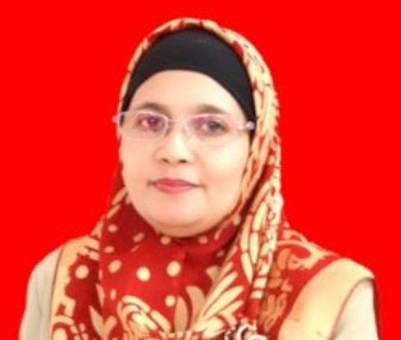 Ketgam : Prof. Dr. Faizah