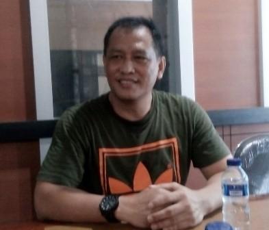 Ketgam : Kepala Sekretaris Daerah Kabupaten Konawe Ferdinand