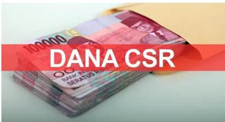 Ketgam : Ilustrasi Dana CSR