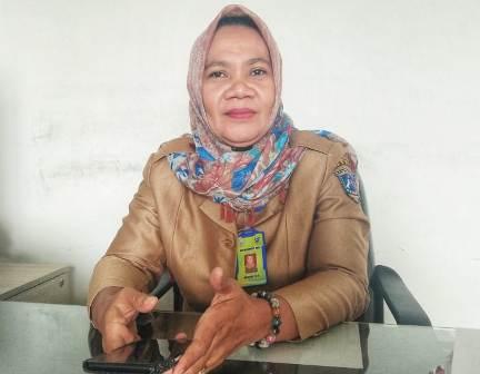 Ketgam : Kepala Seksi ( Kasi) Pelayanan dan Penunjang Medic RSUD Muna, Mardiana