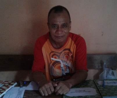 Ketgam : Ketua Panwaslu Mandonga Safrudin