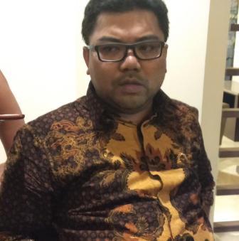 Ketgam : Kuasa Hukum PT Adhi Kartiko Pratama , Acram Mappaona Azis