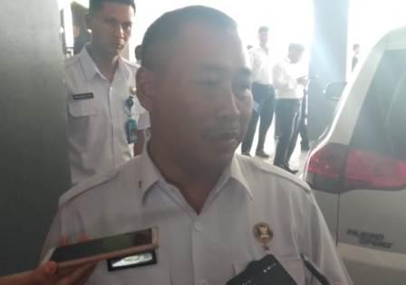 Ketgam : Kepala Badan Narkotika Nasional (BNNP) Provinsi Sulawesi Tenggara (Sultra), Brigjend Pol Bambang Priyambada