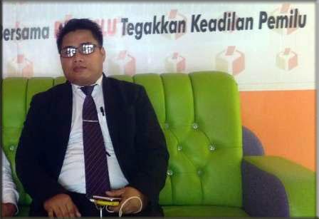 Ketgam : Muhammad Ikbal, Kuasa Hukum Titin Nurbaya Saranani dan Fachry Pahlevi Konggoasa