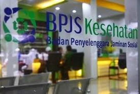 Ketgam : iIustrasi BPJS Kesehatan