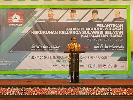 Ketgam : Gubernur Sulawesi Selatan (Sulsel), HM Nurdin