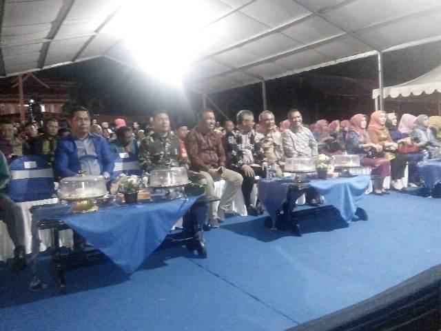 Ketgam : Pembukaan Expo Konawe dalam rangka meriahkan HUT Konawe ke 59 tahun/foto : Januddin