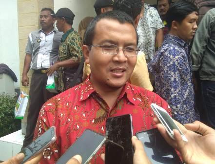 Ketgam : Kepala Badan Pemeriksa Keuangan dan Pembangunan (BPKP) RI Perwakilan Sulawesi Tenggara (Sultra) Yan Setiadi