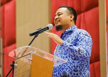 Ketgam : Wagub Sulsel, Andi Sudirman
