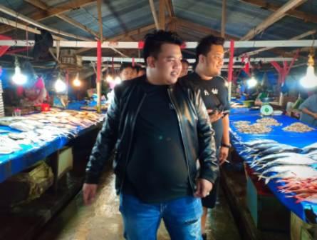 Ketgam : Calon Anggota Legislatif DPRD Prov Sultra Yudhianto Mahardika