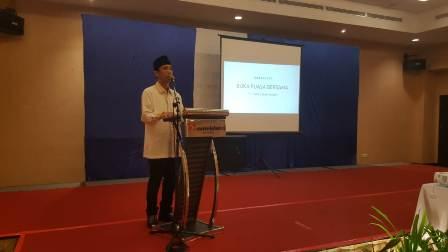 Ketgam : Wakil Bupati Konawe Selatan (Konsel) Dr. H.Arsalim Arifin, SE.,M.Si