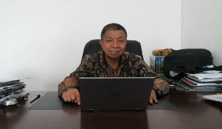 Rektor Unsultra Prof. Andi Bahrun