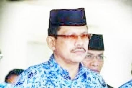 ketgam : Kadis PUPR Kabupaten Muna, Eddy Uga