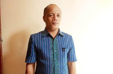 Plt. Kepala BKPSDM Kabupaten Muna, Rustam