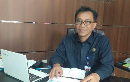 Kepala BPOM Kendari, Drs. Leonard Duma