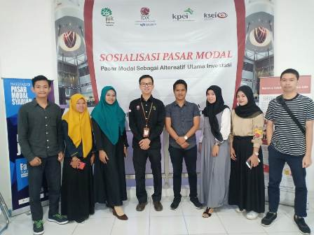 Ketgam : foto bersama anggota ISP Kendari