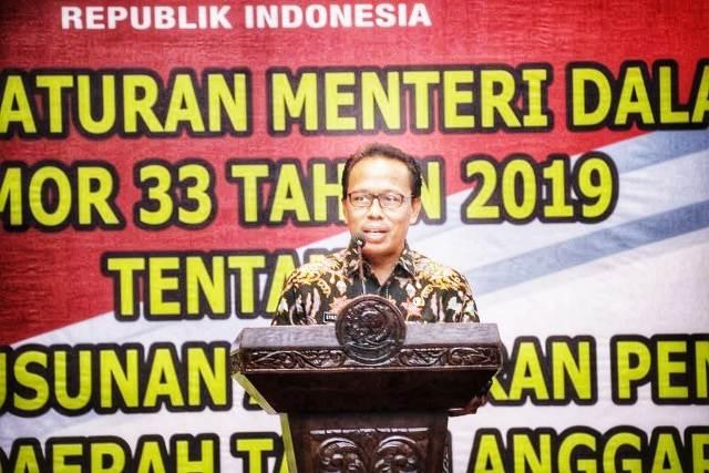 Ketgam : Syarifuddin Udu