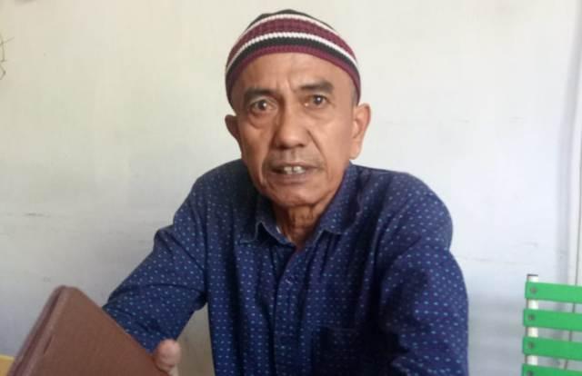 Ketua Lembaga Perlindungan Konsumen (LPK) Provinsi Sulawesi Tenggara, Sulaeman