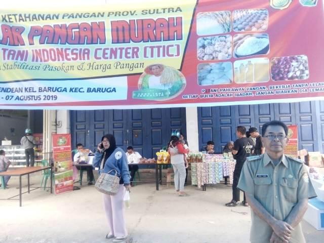 Ketgam : Suasana pasar murah