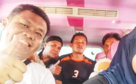 Ketgam : BO Sat Reskrim Polres Muna AIPTU Ary Wijayanto Pimpin Penangkapan Pelaku