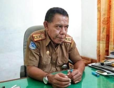 Ketgam : Kepala Dinas Perindustrian dan Perdagangan Kabupaten Muna, La Taha