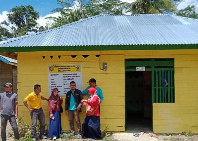 Ketgam : Rumah Layak Huni bagi Masyarakat Kurang Mampu