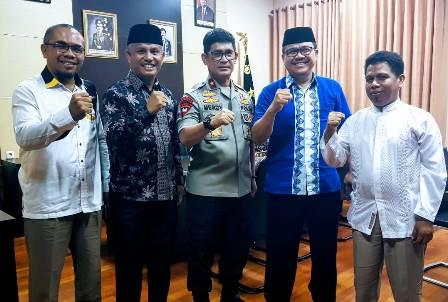 Ketgam : pengurus PKS Kota Kendari