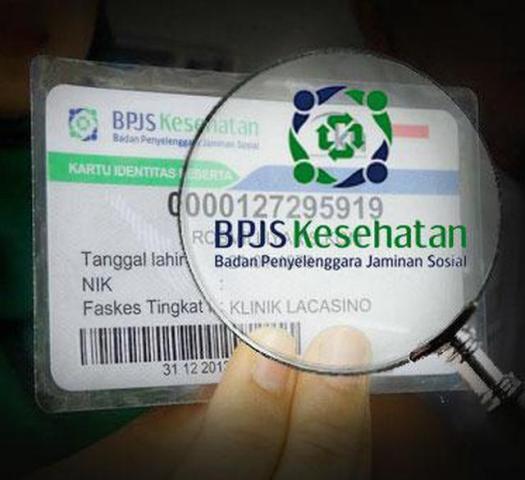 Ketgam : Ilustrasi BPJS