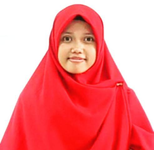 #Siti Eva Rohana, S.Si