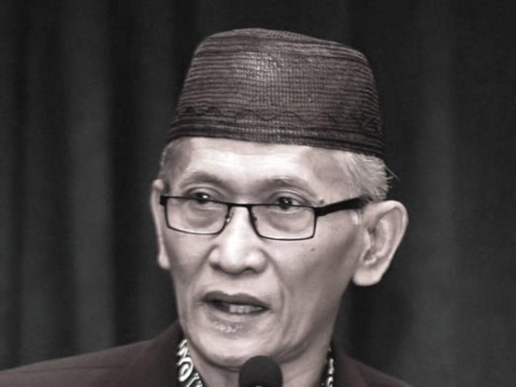 Ketua Umum Majelis Ulama Indonesia KH Miftachul Akhyar