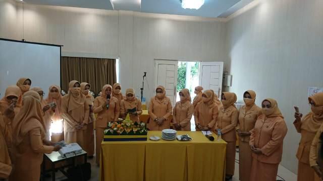 Pengurus Dharma Wanita Persatuan Sultra
