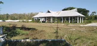 Foto kondisi terminal Rahabangga