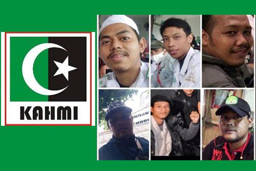 Ilustrasi: Korban penembahkan enam pengikut Habib Rizieq dan Korps Alumni Himpunan Mahasiswa Islam (Kahmi)