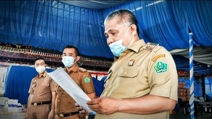 Bupati Konawe Kery Saiful Konggoasa